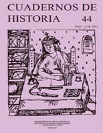 Cuadernos de Historia